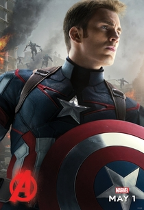 Vingadores: Era de Ultron - Poster / Capa / Cartaz - Oficial 33