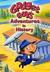 Gadget Boy's Adventures in History 2ª Temporada - Poster / Capa / Cartaz - Oficial 1