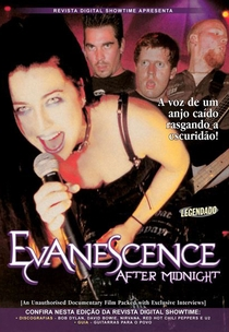 Evanescence - After Midnight - Poster / Capa / Cartaz - Oficial 1