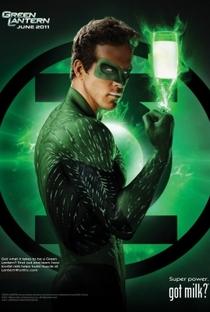 Lanterna Verde - Poster / Capa / Cartaz - Oficial 10