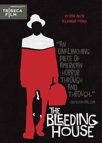 The Bleeding House - Poster / Capa / Cartaz - Oficial 2