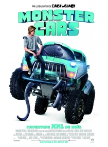 Monster Trucks - Poster / Capa / Cartaz - Oficial 4