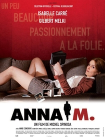 Anna M. - Poster / Capa / Cartaz - Oficial 1