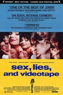 Sexo, Mentiras e Videotape - Poster / Capa / Cartaz - Oficial 1