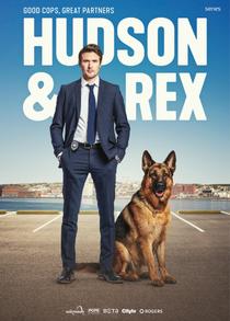 Hudson & Rex (1ª Temporada) - Poster / Capa / Cartaz - Oficial 1