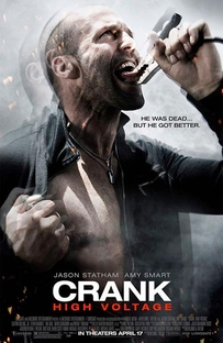 Adrenalina 2: Alta Voltagem - Poster / Capa / Cartaz - Oficial 1