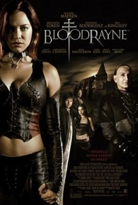BloodRayne - Poster / Capa / Cartaz - Oficial 1