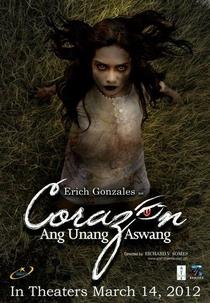 Corazon: Ang Unang Aswang - Poster / Capa / Cartaz - Oficial 2