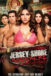 Jersey Shore Massacre - Poster / Capa / Cartaz - Oficial 1