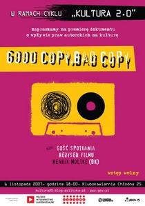Good Copy, Bad Copy - Poster / Capa / Cartaz - Oficial 1