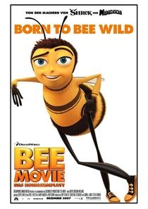 Bee Movie - A História de uma Abelha - Poster / Capa / Cartaz - Oficial 1