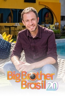 Big Brother Brasil (20ª Temporada) - Poster / Capa / Cartaz - Oficial 1