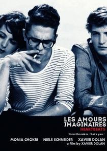 Amores Imaginários - Poster / Capa / Cartaz - Oficial 10