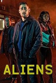 The Aliens (1ª Temporada) - Poster / Capa / Cartaz - Oficial 1