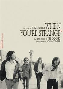 When You're Strange: Um Filme Sobre o The Doors - Poster / Capa / Cartaz - Oficial 3