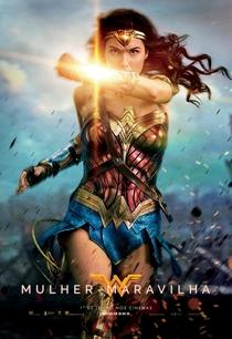 Mulher-Maravilha - Poster / Capa / Cartaz - Oficial 1