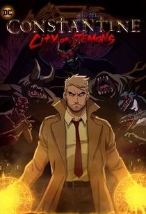 Constantine: Cidade dos Demônios - Poster / Capa / Cartaz - Oficial 2