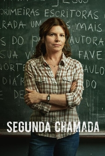 Segunda Chamada - Poster / Capa / Cartaz - Oficial 1
