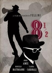 8½ - Poster / Capa / Cartaz - Oficial 14