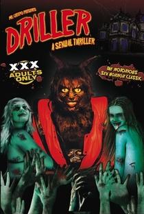 Driller - A Sexual Thriller - Poster / Capa / Cartaz - Oficial 1