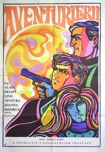 Os Aventureiros - Poster / Capa / Cartaz - Oficial 9
