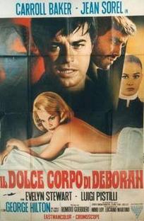 O Doce corpo de Deborah - Poster / Capa / Cartaz - Oficial 1