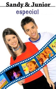 Sandy & Junior Especial - Poster / Capa / Cartaz - Oficial 1