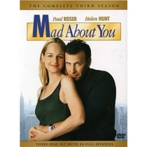 Mad About You (3ª Temporada) - Poster / Capa / Cartaz - Oficial 1