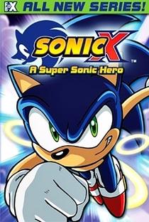 Sonic X (1ª Temporada) - Poster / Capa / Cartaz - Oficial 2