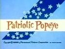 Patriotic Popeye (Patriotic Popeye)