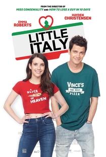 Amor em Little Italy - Poster / Capa / Cartaz - Oficial 3