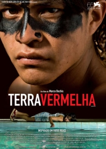 Terra Vermelha - Poster / Capa / Cartaz - Oficial 1