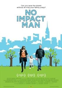 Homem Sem Impacto - Poster / Capa / Cartaz - Oficial 1