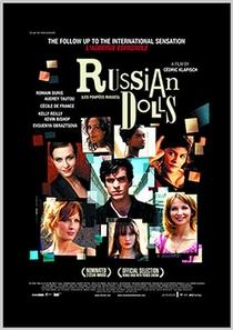 Bonecas Russas - Poster / Capa / Cartaz - Oficial 5
