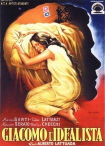Giacomo l'idealista - Poster / Capa / Cartaz - Oficial 1