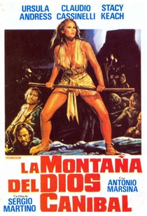 A Montanha dos Canibais - Poster / Capa / Cartaz - Oficial 1