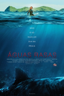 Águas Rasas - Poster / Capa / Cartaz - Oficial 4