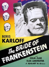 A Noiva de Frankenstein - Poster / Capa / Cartaz - Oficial 11