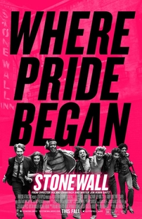Stonewall - Onde o Orgulho Começou - Poster / Capa / Cartaz - Oficial 1