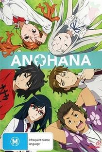 Ano Hi Mita Hana no Namae wo Bokutachi wa Mada Shiranai. - Poster / Capa / Cartaz - Oficial 2