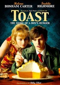 Toast: A História de uma Criança com Fome - Poster / Capa / Cartaz - Oficial 3