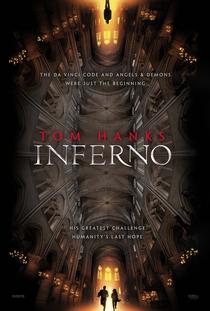 Inferno - Poster / Capa / Cartaz - Oficial 2