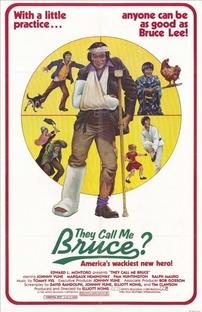 Eles me chamam de Bruce? - Poster / Capa / Cartaz - Oficial 2