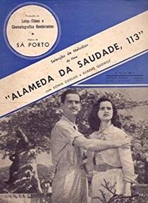 ALAMEDA DA SAUDADE, 113 - Poster / Capa / Cartaz - Oficial 1