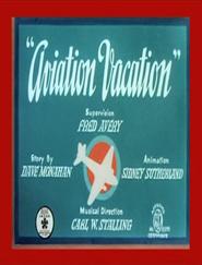Aviation Vacation - Poster / Capa / Cartaz - Oficial 1
