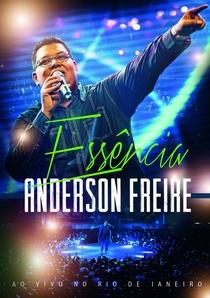 Anderson Freire - DVD Essência - Raridade - Poster / Capa / Cartaz - Oficial 1
