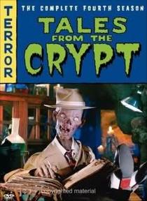 Contos da Cripta (4ª Temporada) - Poster / Capa / Cartaz - Oficial 1