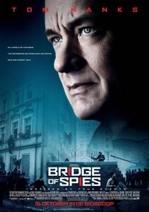 Ponte dos Espiões - Poster / Capa / Cartaz - Oficial 3