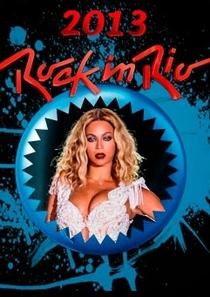 Beyoncé: Rock in Rio 2013 - Poster / Capa / Cartaz - Oficial 1
