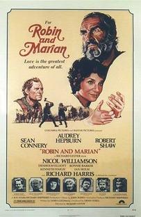 Robin e Marian - Poster / Capa / Cartaz - Oficial 1